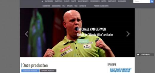 Dartdiscounter.nl - de webshop voor al je dartartikelen