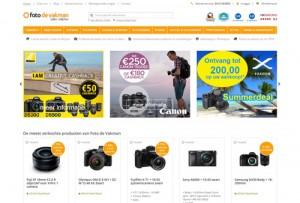 Fotodevakman.nl - Canon- en Nikon Pro Dealer met internetprijzen