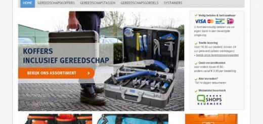 Gereedschapskofferland.nl - gereedschapskoffers in alle soorten en maten