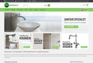 Maxsanitair.nl - RVS sanitair specialist