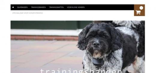Onlinehondenspeciaalzaak.nl - speciaalzaak voor hondentraining