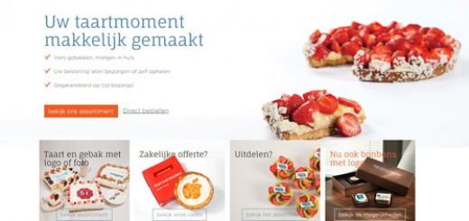 Taartenwinkel.nl - de online taartenwinkel met de mooiste taarten