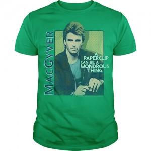 MacGyver-t-shirt
