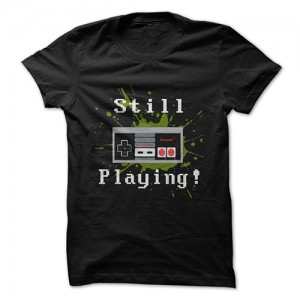 retro-still-playing-t-shirt